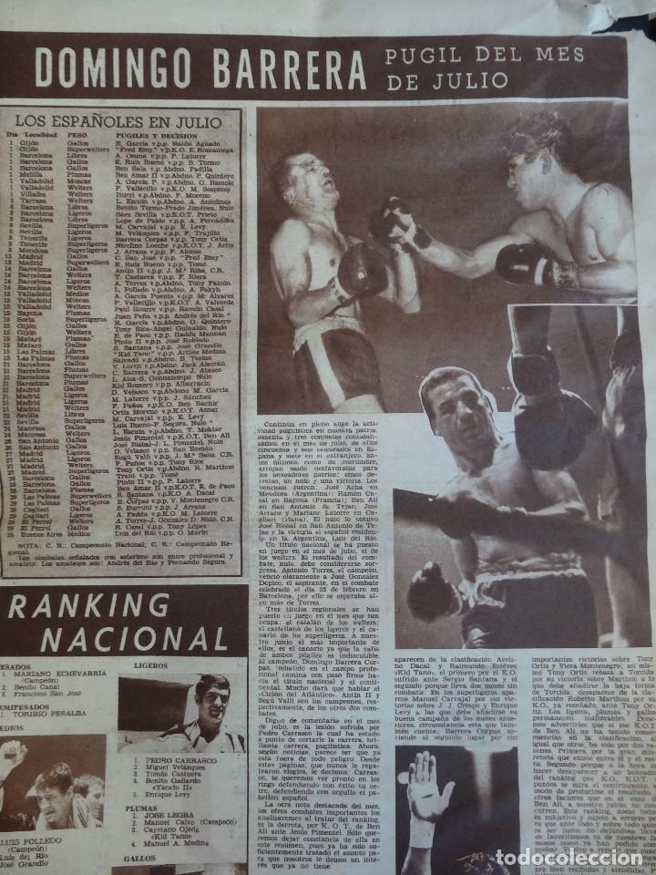 Coleccionismo deportivo: LOTE DE 5 DIARIOS DEPORTIVOS DICEN FINALES DE LOS 60 , VER FOTOS - Foto 14 - 99920859