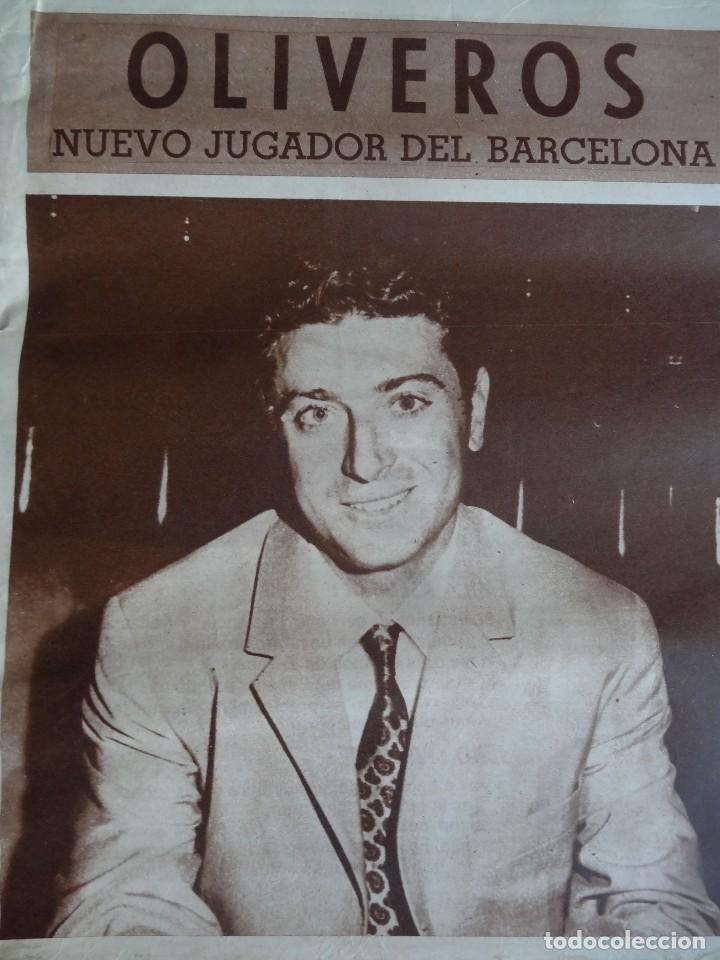 Coleccionismo deportivo: LOTE DE 5 DIARIOS DEPORTIVOS DICEN FINALES DE LOS 60 , VER FOTOS - Foto 15 - 99920859