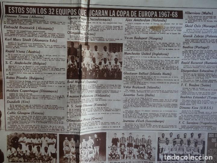 Coleccionismo deportivo: LOTE DE 5 DIARIOS DEPORTIVOS DICEN FINALES DE LOS 60 , VER FOTOS - Foto 16 - 99920859