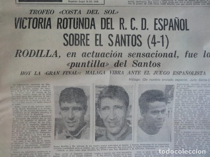 Coleccionismo deportivo: LOTE DE 6 DIARIOS DEPORTIVOS DICEN FINALES DE LOS 60 , VER FOTOS - Foto 7 - 99921019