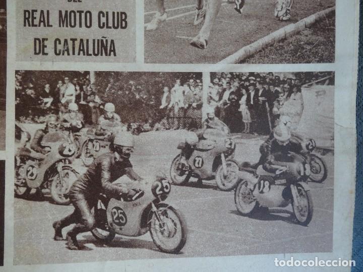 Coleccionismo deportivo: LOTE DE 6 DIARIOS DEPORTIVOS DICEN FINALES DE LOS 60 , VER FOTOS - Foto 9 - 99921019