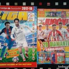 Coleccionismo deportivo: REVISTA JUGÓN 128. + ALBUM LIGA ESTE 2017 - 2018. NUEVOS. Lote 100354175
