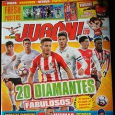 Coleccionismo deportivo: REVISTA JUGÓN 128 PANINI PRECINTADA. Lote 100357855