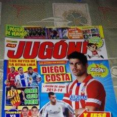 Coleccionismo deportivo: REVISTA JUGON! NÚMERO 91. EDITORIAL PANINI.. Lote 100551895