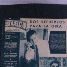 Coleccionismo deportivo: REVISTA BARÇA 397-1963. Lote 101223635