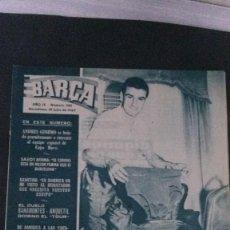 Coleccionismo deportivo: REVISTA BARÇA 399-1963. Lote 101223867