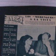 Coleccionismo deportivo: REVISTA BARÇA 435-1964. Lote 101226043