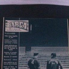 Coleccionismo deportivo: REVISTA BARÇA 438-1964. Lote 101226135