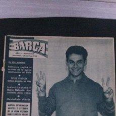 Coleccionismo deportivo: REVISTA BARÇA 439-1964. Lote 101226239