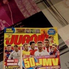 Coleccionismo deportivo: G-TI90R LOTE 2 REVISTA FUTBOL JUGON Nº 117 82. Lote 132604991