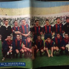 Coleccionismo deportivo: DICEN... EXTRA-2/12/1960.. Lote 103181659