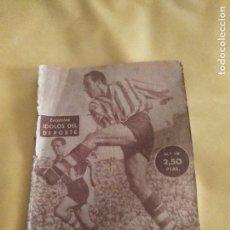 Coleccionismo deportivo: COLECCION IDOLOS DEL DEPORTE 19 ZARRA. Lote 103279223
