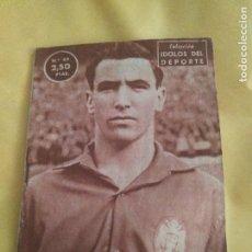 Coleccionismo deportivo: COLECCION IDOLOS DEL DEPORTE 49 MAURI. Lote 103280379