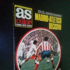 Coleccionismo deportivo: AS COLOR Nº 51 9-5-1972 . Lote 103937783