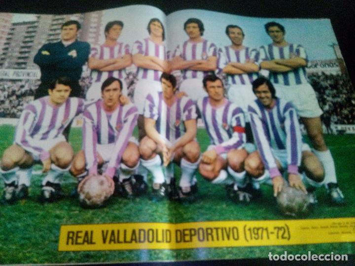 Coleccionismo deportivo: As Color Nº 48 18-4-1972 / real valladolid deportivo 1971-72 - Foto 2 - 103938131