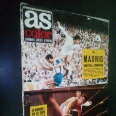 Coleccionismo deportivo: AS COLOR Nº 45 28-3-1972 / PONTEVEDRA CLUB DE FUTBOL 1971-72. Lote 103938523