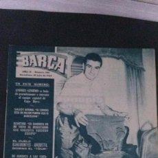 Coleccionismo deportivo: REVISTA BARÇA 399-1963. Lote 104289491