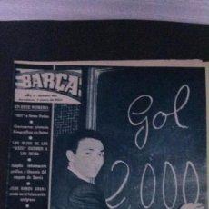 Coleccionismo deportivo: REVISTA BARÇA 424-1964. Lote 104289607