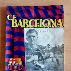 Coleccionismo deportivo: REVISTA CF BARCELONA KUBALA 3 DE MAYO DE 1951 BARCELONA VS SEVILLA - FÚTBOL CULÉ. Lote 104480347