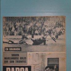 Coleccionismo deportivo: REVISTA DE FÚTBOL F.C.BARCELONA BARÇA Nº 800 AÑO 1971. Lote 105798195
