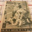 Coleccionismo deportivo: (ML)LEAN(11-3-63)AT.BALEARES 1 CONSTANCIA 1,VALENCIA 0 BARÇA 3,JUAN CASELLAS ESQUI PUIGCERDÁ.. Lote 105919495