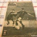 Coleccionismo deportivo: (ML)LEAN(3-6-63)BARÇA 4 VALLADOLID 1,ESPAÑA 1 IRLANDA NORTE 1 !!EL EUROPA A 2ª DIVISIÓN!!!. Lote 105931883
