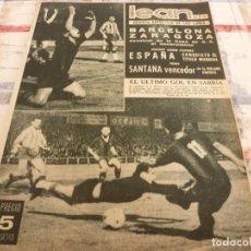 Coleccionismo deportivo: (ML)LEAN(1-6-64)ESPAÑOL 2 BARÇA 4 !!!TRAGEDIA POR UN GOL !!!ESPAÑA CAMPEÓN MUNDO HOCKEY PATINES!!!. Lote 106034563