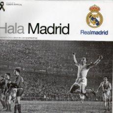 Coleccionismo deportivo: REVISTA HALA MADRID, NÚMERO ESPECIAL GRACIAS,ALFREDO DI STEFANO. JULIO 2014. Lote 180244943