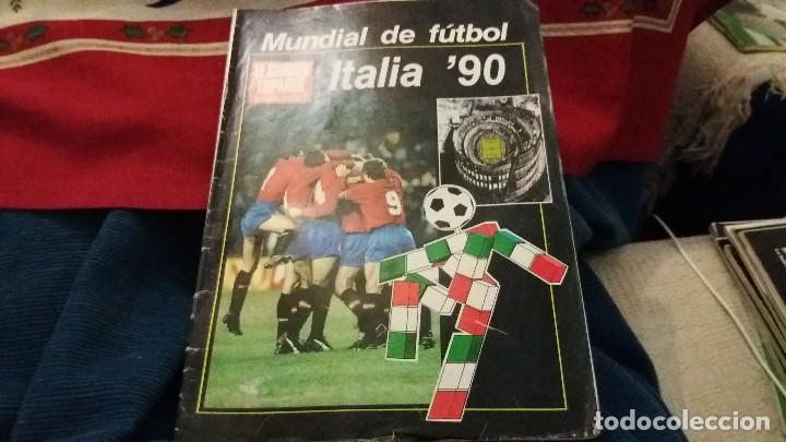 EL CORREO ESPAÑOL EL PUEBLO VASCO ESPECIAL MUNDIAL DE FUTBOL ITALIA 90 SELECCION ESPAÑOLA MARADONA (Coleccionismo Deportivo - Revistas y Periódicos - otros Fútbol)