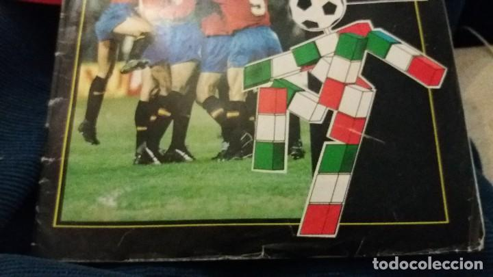 Coleccionismo deportivo: EL CORREO ESPAÑOL EL PUEBLO VASCO ESPECIAL MUNDIAL DE FUTBOL ITALIA 90 SELECCION ESPAÑOLA MARADONA - Foto 10 - 107857219