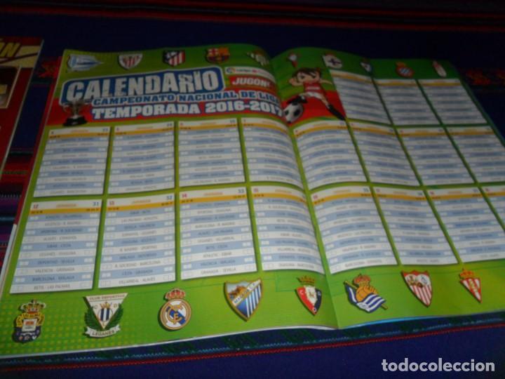 Coleccionismo deportivo: JUGÓN 117, 118 GUÍA LIGA 2016 17, 123 MERCADO INVIERNO Y ACTUALIZACIÓN, 146 MERCADO INVIERNO 2018 19 - Foto 5 - 107913903