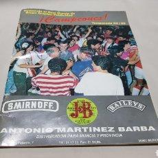 Coleccionismo deportivo: RARA REVISTA HOMENAJE AL REAL MURCIA GRUPO GRAPHIC PUBLICIDAD TEMPORADA 92 93 CAMPEONES. Lote 108759651