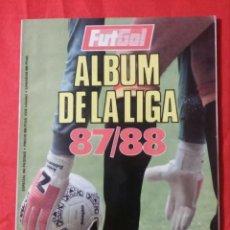 Coleccionismo deportivo: FUTGOL REVISTA ALMANAQUE FUTBOL 87/88. Lote 109217055