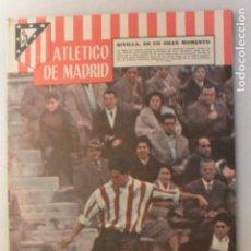 Coleccionismo deportivo: REVISTA OFICIAL ATLETICO MADRID . REVILLA. AÑO II Nº 4 . 1960. Lote 109273763