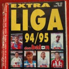 Coleccionismo deportivo: DON BALON EXTRA DE LA LIGA AÑO 94/95. Lote 109567399