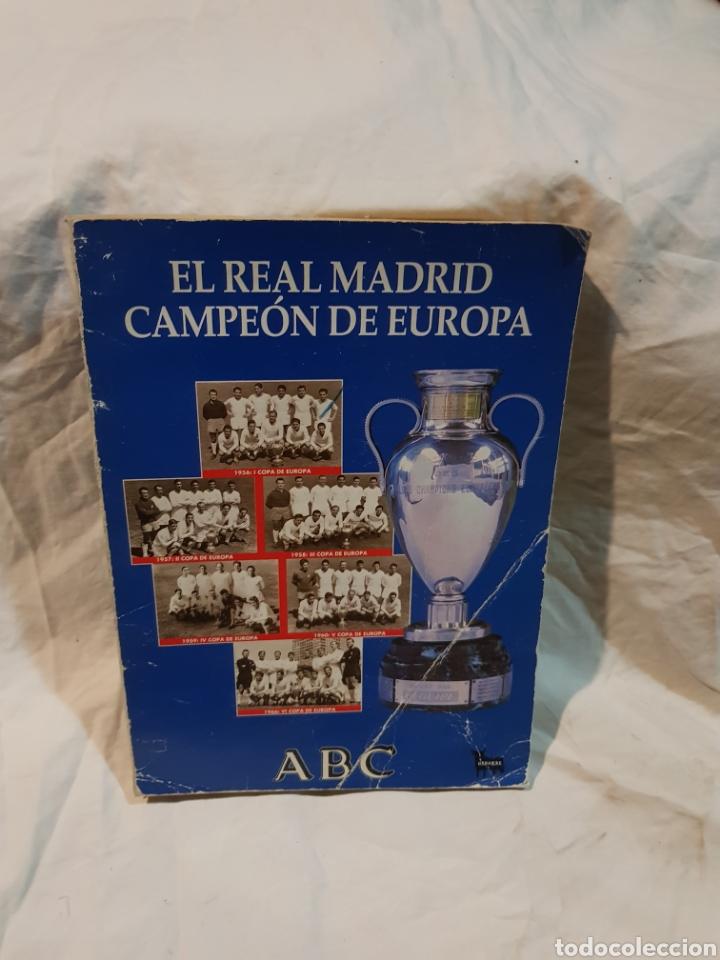 EL REAL MADRID CAMPEÓN DE EUROPA ABC (Coleccionismo Deportivo - Revistas y Periódicos - otros Fútbol)