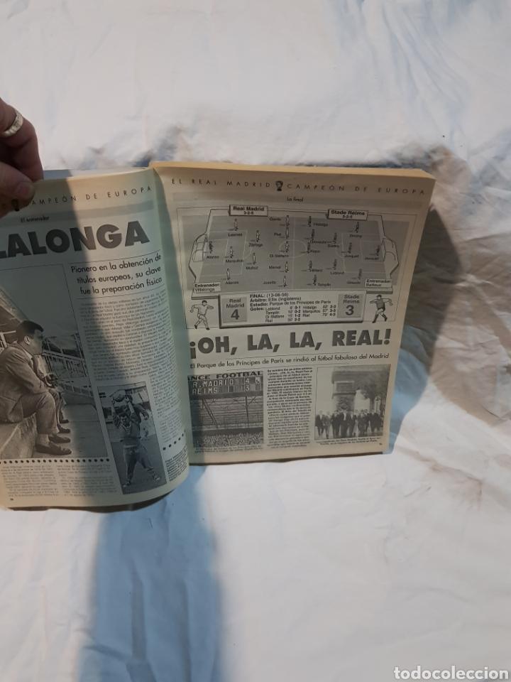 Coleccionismo deportivo: El Real Madrid campeón de Europa ABC - Foto 2 - 110902378