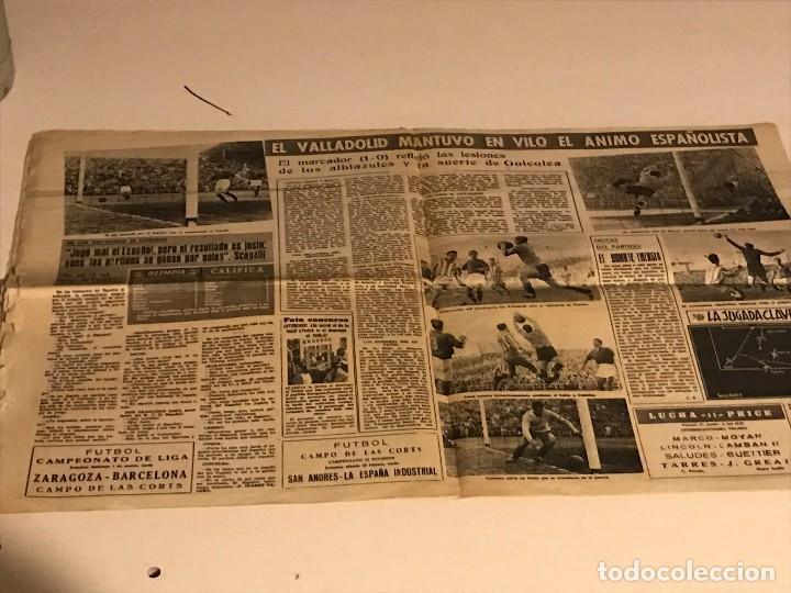 Coleccionismo deportivo: OLIMPIA SUPLEMENTO GRÁFICO DE SOLIDARIDAD NACIONAL 24 FEBRERO 1953 - Foto 2 - 111532779