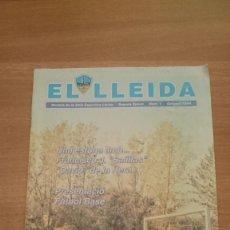 Coleccionismo deportivo: REVISTA DE LA UNIO ESPORTIVA LLEIDA - EL LLEIDA SEGONA EPOCA -Nº OCTUBRE 1994. Lote 111693815