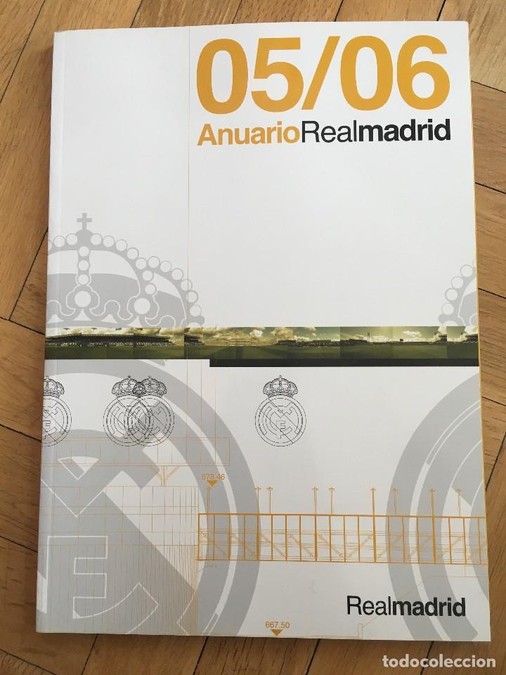rp real madrid anuario 2005 2006 multitud de fo - Comprar Revistas y ...