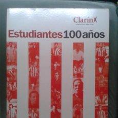 Colecionismo desportivo: EXTRA CLARIN ESTUDIANTES 100 AÑOS. Lote 112428219