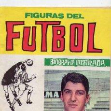 Coleccionismo deportivo: FIGURAS DEL FUTBOL *** ENRIQUE COLLAR MONTERRUBIO *** BIOGRAFIA ILUSTRADA. Lote 112826579