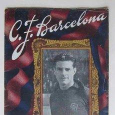 Coleccionismo deportivo: C.F. BARCELONA - PARTIDO LIGA: BARCELONA - ESPAÑOL. Lote 113049359