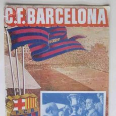 Coleccionismo deportivo: C.F. BARCELONA - PARTIDO: BARCELONA - MALAGA - COPA DEL GENERALISIMO. Lote 113049647