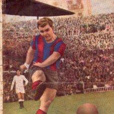 Coleccionismo deportivo: REVISTA DEPORTIVA DICEN KUBALA *** NÚMERO 77 ESPECIAL MARZO 1954. Lote 113942903