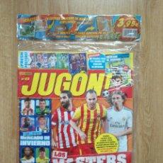 Coleccionismo deportivo: REVISTA JUGON N° 89. Lote 115129623