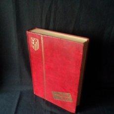 Coleccionismo deportivo: REVISTA ATLETICO DE MADRID TOMO I - 1969. Lote 57126559