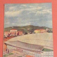Coleccionismo deportivo: REVISTA DICEN. N - 174. ENERO 1956. CONSTRUCCION CAMP NOU. Lote 116757535