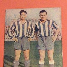 Coleccionismo deportivo: REVISTA DICEN. N - 175. OSVALDO Y CASAMITJANA. FEBRERO 1956. Lote 116827791