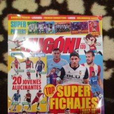 Coleccionismo deportivo: REVISTA JUGON N.135. Lote 117099494